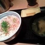 39003460 - 豆腐ぶっかけ飯
