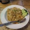 タイ料理 けん - 料理写真:激辛グリーンカレーチャーハン