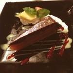ぶどうの丘 展望ワインレストラン - デザート