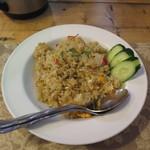 タイ料理 けん - 激辛グリーンカレーチャーハン