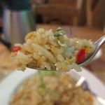 タイ料理 けん - 激辛グリーンカレーチャーハンリフトアップ