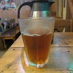 タイ料理 けん - ウーロン茶