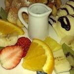 メリーゴーラウンドカフェ - フルーツ盛り♪