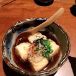 一凜 - 揚げ出し豆腐