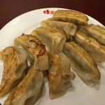 桂園 - 焼き餃子