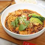 マーラー湯麺セット
