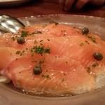 39007056 - 函館直送 時鮭の軽い燻製