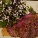 ロスミリーブ - US牛 バベットステーキ