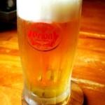 沖縄そば専門店 和 - オリオンビール