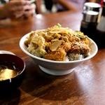お食事処 ぼんち - カツ煮丼?