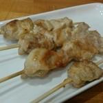 レストラン パサルガダエ バビル - 焼き鳥(シオ)