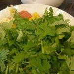 般゜若 PANNYA CAFE CURRY - 野菜パクチー増し