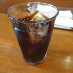 カフェ オトワヤ - アイスコーヒー(水出し)