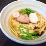 39014410 - 汐らぁ麺 730円