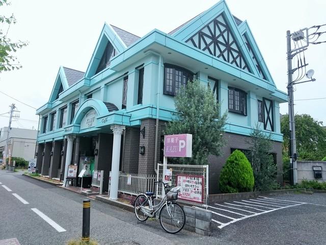 KAZU - お城っぽい外観