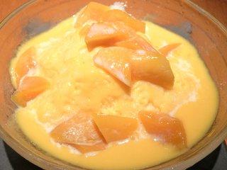 銀座麒麟 スイーツ - マンゴーのかき氷 コンデンスミルクかけ アイスクリーム入り 972円