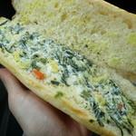 39017441 - おみづけパン