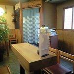 月ヶ瀬 - 人まみれの京都河原町で、この静けさは貴重です。