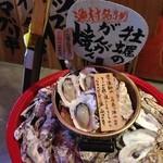 39021584 - 牡蠣のがんがん焼き