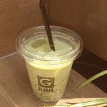 グラバー - 抹茶ミルクジュレ