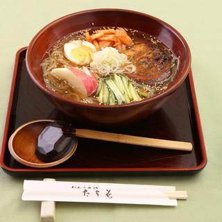 【おすすめメニュー】盛岡冷麺(本場盛岡より直送)