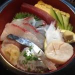 大巳鮨 - ちらし寿司