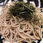 越後製麺 - お蕎麦