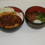 上郷サービスエリア(上り線) フードコート - 料理写真: