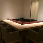 北新地 鮨 なか川 - 【VIP】完全個室のカウンター席