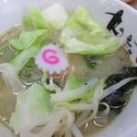 河京ラーメン館 - コク味噌。                               27.6.13
