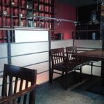 yebisu gogo cafe - 2階席