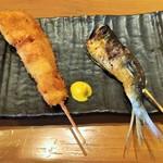 魚串さくらさく -