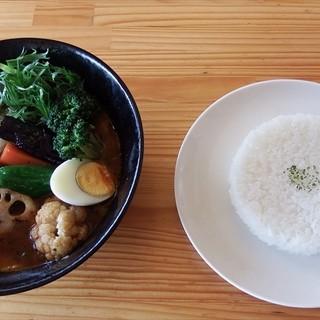 スープカリーSHAKA 木町通本店
