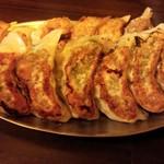 Gyouzasakabaootaya - 焼き餃子