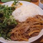 Wine Dining グジェール - 月曜ランチ(横浜ポークテリヤキポテトあえ)(10)
