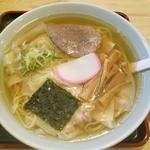 39033883 - ワンタン麺720円♪