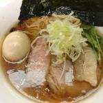 麺処 ほん田 - 2015年3月 NEOクラシック 特製醤油ラーメン 1010円