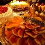 ひょうたん村 - 大人気ケーキ