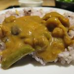 ちまき - カレーオンザ15穀米