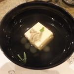 さかな竹若 - 季節の椀物
