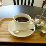 カフェ カディ - セットの珈琲