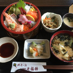 開運の湯 お食事処 七福神 - 料理写真: