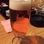 はません - ビールビール(((o(*゚▽゚*)o)))