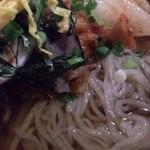 モランボン - 2015.06・冷麺(大) 785円