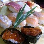 3904185 - 盛り合せチップ寿司