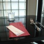 オステリア パーチェ - テーブルウェア
