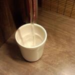 一蘭 - 一蘭特製天然浄水