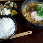 クーズコンセルボ - 料理写真:日替定食
