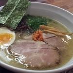 札幌鮭ラーメン麺匠 赤松 - 塩ラ~メン