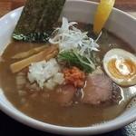 札幌鮭ラーメン麺匠 赤松 - 醤油ラ~メン